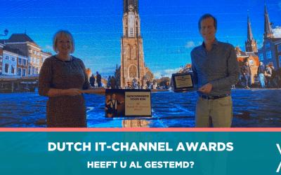 Xelion genomineerd als Telecom Innovator of the year 2020!