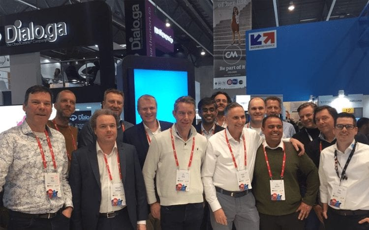 xelion reflects on succesfull mwc